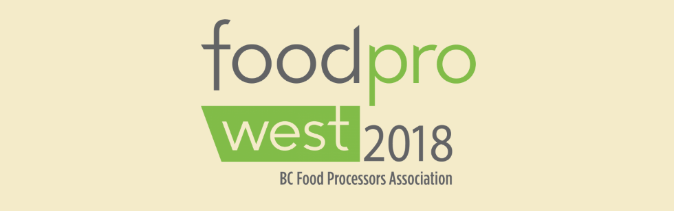 FoodProWest – Vancouver