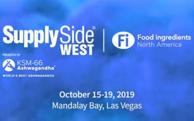 Pro-Cert at 2019 SupplySide West – Las Vegas, NV